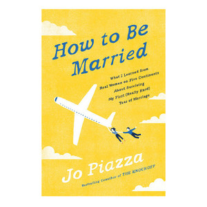 How to Be Married book cover