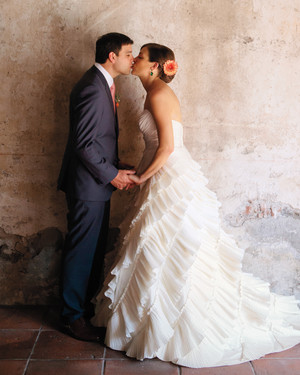 A Romantic Destination Wedding in Cuernavaca, Mexico