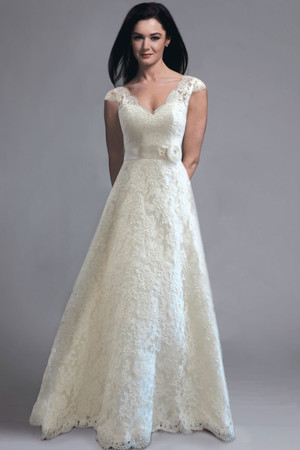 A-Line Wedding Dresses from Spring 2013 Bridal Fashion Week