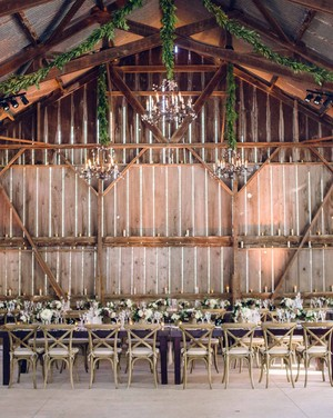 11 Clever Ways to Elevate Your Barn Wedding