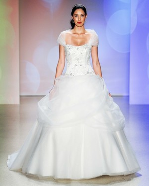Disney Fairy Tale Bridal by Alfred Angelo Fall 2017 Wedding Dress Collection