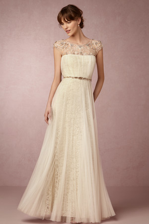 Marchesa x BHLDN Wedding Dress Capsule Collection