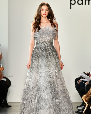 New York Fashion Week Looks That Give Major Bridal Inspiration