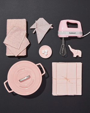 Pretty in Pink: 6 Blush-Hued Wedding Registry Items We Love