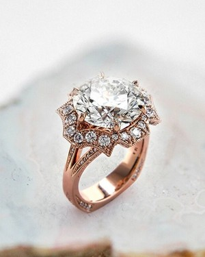 21 Unique Engagement Rings You'll Love