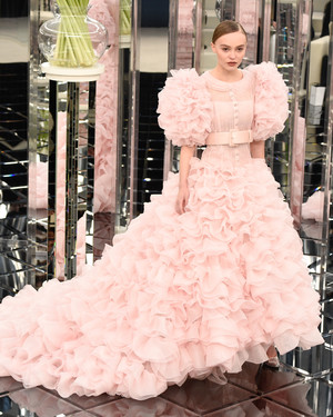 The Most Bridal Looks from Paris Haute Couture Fashion Week Spring/Summer 2017