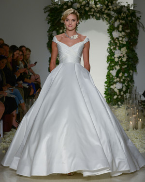 Anne Barge Fall 2016 Wedding Dress Collection