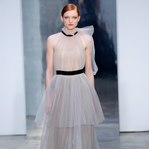 Carolina Herrera Fall 2017 NYFW