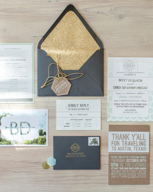 7 wedding invitation etiquette tips | martha stewart weddings, Wedding invitations