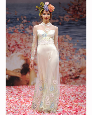 Claire Pettibone, Fall 2013 Collection