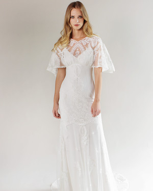 Claire Pettibone Spring 2017 Wedding Dress Collection