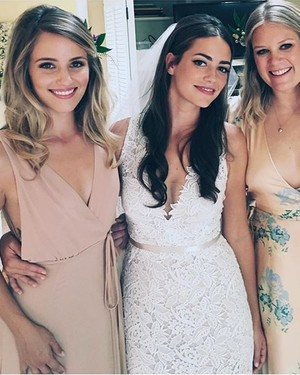 Celebrity Bridesmaids Who Stood By Their Besties On the Big Day