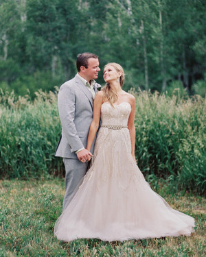 Erin and JJ's Colorado Ranch Wedding