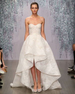 Monique Lhuillier Fall 2016 Wedding Dress Collection