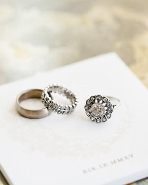 wedding bands that pair perfectly with unique engagement rings - Mens Wedding Rings Unique