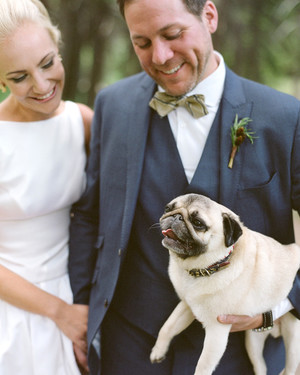 Everything You Need to Know About Having Your Dog in Your Wedding