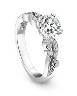 Platinum Engagement Ring Gallery