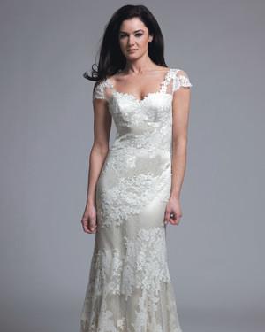 Sheath Wedding Dresses from Spring 2013 Bridal Fashion Week