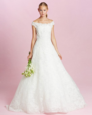 Oscar de la Renta Fall 2015 Bridal Collection