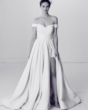 Long-Sleeve Wedding Dresses We Love | Martha Stewart Weddings