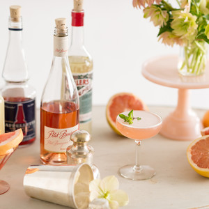 Spring Signature Cocktail Shoot
