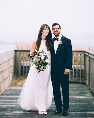 An Intimate Newport Wedding at a Historic Waterfront Venue