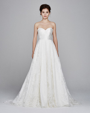 Kelly Faetanini Fall 2017 Wedding Dress Collection