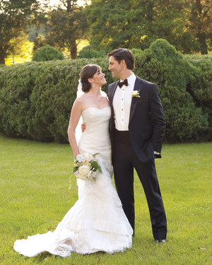 A Classic Farm Wedding in Charlottesville, Virginia