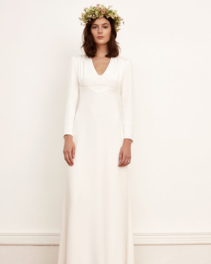 Savannah Miller Fall 2017 Wedding Dress Collection