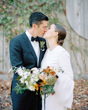 This Couple Mixed Modern and Natural for Their Nashville Nuptials