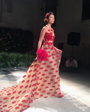 Darcy's Diary: Inside Cartagena Bridal Week!