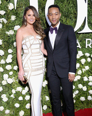 The Cutest Couples at the 2017 Tony Awards