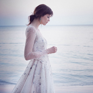 Unexpected Dresses That Are Perfect for Your Beach Wedding