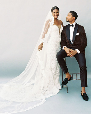 An Art-Filled, Fashion-Forward Wedding in D.C.