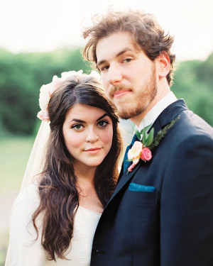11 Half-Up, Half-Down Wedding Hairstyles We Love
