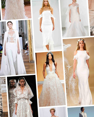 Top 10 Fall Wedding Dress Trends from Bridal Fashion Week