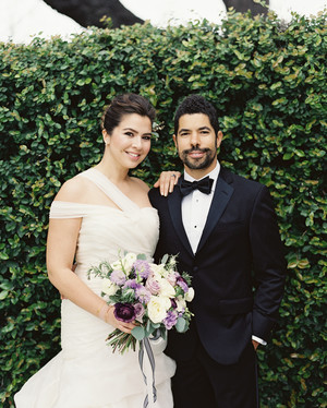 Stacey and Adam's Classic-Meets-Fun Austin Wedding