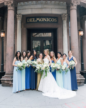 40 Reasons to Love the Mismatched Bridesmaids Look