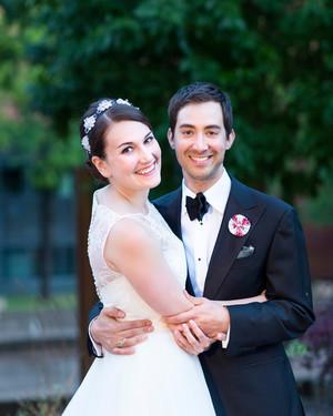 Ashley and Ryan's Modern Wedding in Minneapolis
