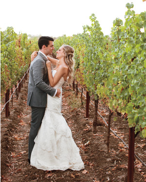 A DIY Vineyard Wedding in Napa Valley