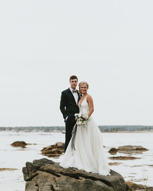 A Family-Oriented Wedding on the Coast of Massachusetts