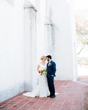 A Chic Nautical Wedding in San Diego