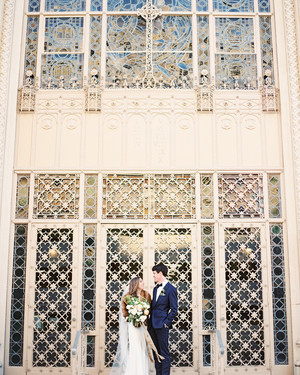 A Romantic, Urban Wedding in Austin, TX