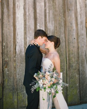 An Elegant California Wedding Inspired by the Comfort of Home
