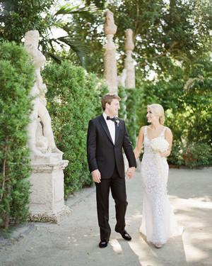 A Cuban-and-Texan-Inspired Wedding Weekend in Miami