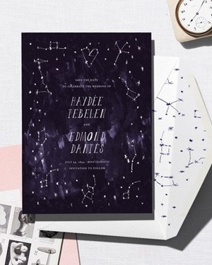 Stock Save-the-Dates That Look Totally Custom