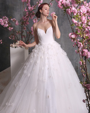 Christian Siriano Spring 2018 Wedding Dress Collection