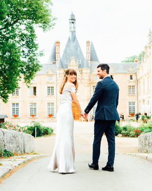 Go Inside Margo & Me's Jenny Bernheim's Rehearsal Dinner in France