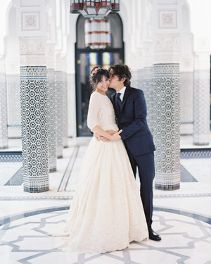 A Colorful Destination Wedding in Marrakech, Morocco