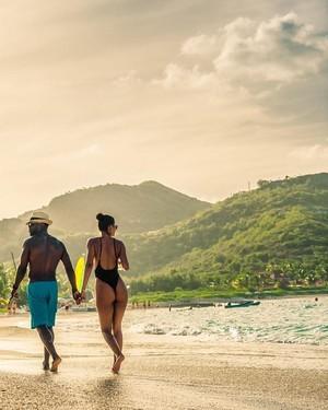 17 Celebrity Honeymoons to Inspire Your Own Adventure